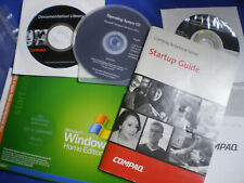 used Windows XP operating system with product key, one user