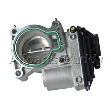 55mm Throttle Body FORD FIESTA MK5 ST150 FOCUS II C-MAX 1.8L 2.0L 1537636 New