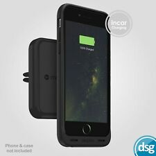 Mophie Charge Force Vent Mount For Mophie Cases - magnetic car dock