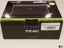 TEAC HA-P50 Portable Headphone Amplifier Black Audiophile ipod iphone ipad