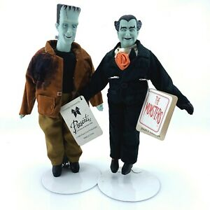 1964 Hamilton Gifts | The Munsters Herman & Grandpa Doll | Kayro-Vue Productions