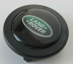 Horn Button fits Land Rover Badge Fits MOMO RAID SPARCO OMP NRG Steering wheel