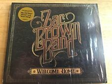 Zac Brown Band Welcome Home (CD, 2017)New Release, Country