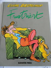 1x COMIC-CLAIRE BRETECHER-frustiert (elefanti Press)