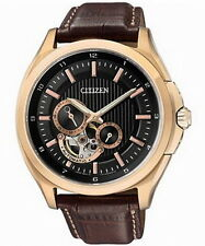 Citizen Automatic Semi Skeleton Men's Watch NP1003-06E