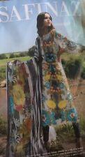 New Sana Safinaz cotton lawn embroidery Salwar Kameez
