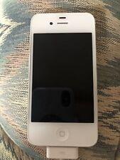 Apple iPhone 4 - 8GB - White (Sprint) A1349 (CDMA)