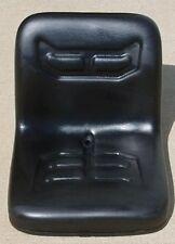 Compact Tractor Flip Seat w Brackets for FORD Kubota Yanmar Satoh Mitsubishi
