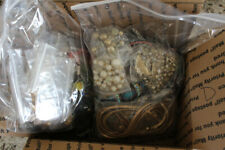 Craft Jewelry Lot 6 LB Fashion Costume Necklaces Repurpose Reuse / D