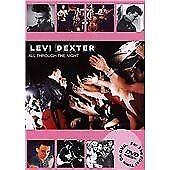 Levi Dexter: All Through the Night DVD (2011) Levi Dexter cert E ***NEW***