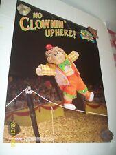 Cabbage Patch Kids Picture postor Very Hard To Find. 02