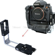 L- Holder Vertical Quick Release Plate for Sony a900 a850 Camera Battery Grip