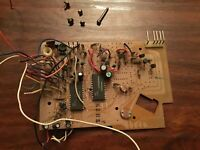 Pioneer PL-630 Stereo Turntable Parting Out Tonearm Board