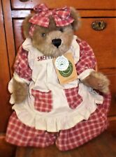 Boyds Bears Aunt Becky Bearchild Sweetie Pie #912052 Archive Collection 1998 Tag