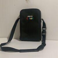 Gameboy Color Carrying Case Vintage Nintendo system bag