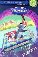 Ratatouille: Recipe for Disaster by RH Disney Staff and Remy Media Staff (2007,