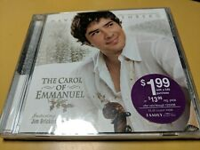 David Klinkenberg - The Carol of Emanuel Christmas CD SEALED Jim Brickman