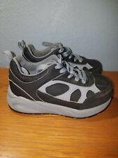 Piedro Children's Orthopedic Sneaker Toddler Size 9 Black Grey New