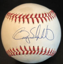 New listing Gary Sheffield Signed Autographed American League Baseball (Early Signature )