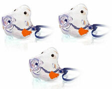 Bubbles the Fish II Pediatric Aerosol Mask for Child's Nebulizer - Lot of 3