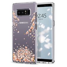 Spigen® Samsung Galaxy Note 8 [Liquid Crystal Blossom] Slim Clear Case TPU Cover