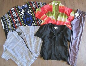 BULK LOT LADIES CLOTHES L/XL/14 NWT/NEAR NEW