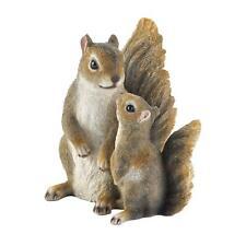 Mommy & Me Squirrel Figurine