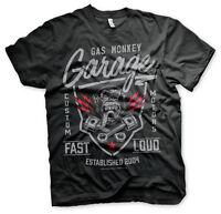 Gas Monkey Garage Pistons Kolben Fast N Loud GMG Kids Kinder T-Shirt 10-12 Jahre