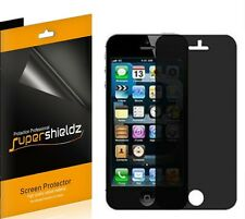 2x Privacy Anti-Spy LCD Screen Protector Guard Shield Film For Apple iPhone 5 5G