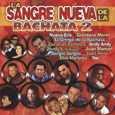 Various Artists-Sangre Nueva De La Bachata 2 CD NEW
