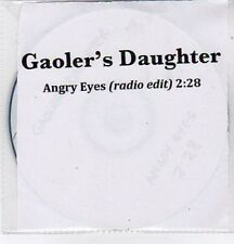 (BQ231) Gaoler's Daughter, Angry Eyes - 2011 DJ CD