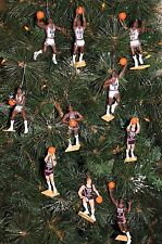 1992 USA DREAM TEAM SET OF 10 CHRISTMAS ORNAMENTS jordan bird barkley johnson ++