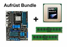 Aufrüst Bundle - M4A87TD EVO + Phenom II X6 1045T + 8GB RAM #83665
