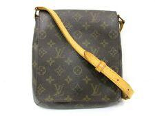 Auth LOUIS VUITTON Monogram Musette Salsa M51387 Long Shoulder Bag Leather 84967