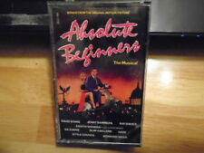 SEALED RARE OOP Absolute Beginners CASSETTE TAPE soundtrack DAVID BOWIE kinks 86