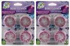 Air Fusion Lavender Bowl Cleaner & Air Freshener, 4 Ct. (Pack of 2)