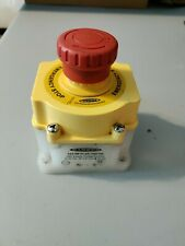 Banner Ssa Eb1pl2 12ed1q8 E Stop Pushbutton With Enclosure Emergency Stop Pb