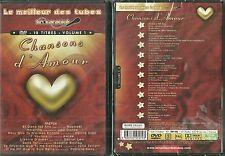 DVD - KARAOKE CHANSONS D' AMOUR / CELINE DION LES DIX COMMANDEMENTS NEUF EMBALLE