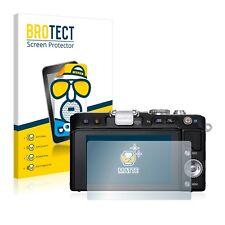 2x Olympus PEN E-PL3 Matte Screen Protector Protection Film Anti Glare