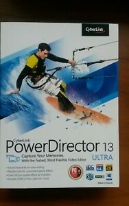 POWER DIRECTOR 13 ULTRA