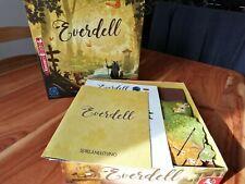 Everdell (deutsch), Pegasus, Brettspiel einmal gespielt