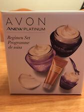 Avon Anew Platinum Regimen Set