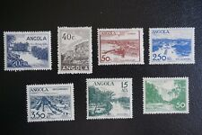 PORTUGAL PORTUGUESE 1949 VIEWS NICE SET