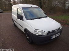 Combo Manual 4x2 Commercial Vans & Pickups