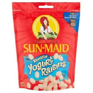 Sun Maid Yogurt Raisins Vanilla
