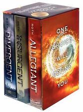 Divergent Series Box Set : Divergent; Insurgent; Allegiant + Bonus Booklet