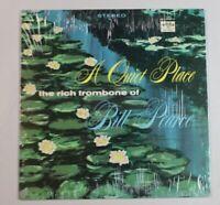 A Quiet Place - The Rich Trombone Of Bill Pearce, Vinyl LP, Word