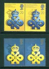1990 GB Queen Award UM. Export, Technology. SG 1497-1500
