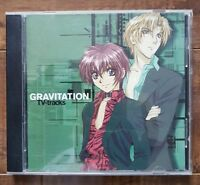 Gravitation TV-tracks (2000) Anime Manga Comic Music Soundtrack CD