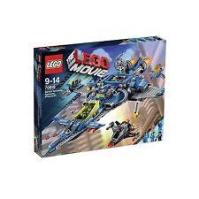 The Lego Película™ 70816 NAVE ESPACIAL DE BENNY,habitación NUEVA CAJA ORIGINAL (